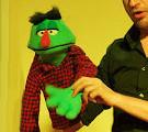 Bob Puppetx improvisatie poppen show voor volwassenen
